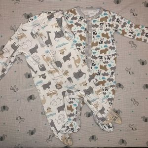 Carter's Baby Boy Pajamas